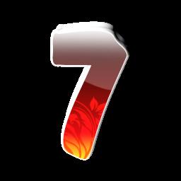 Sunčev broj 7