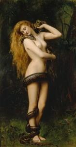 Lilith, slika Johna Colliera iz 1892. godine