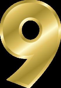 Broj karme 9