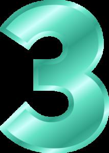 Broj ravnoteže 3