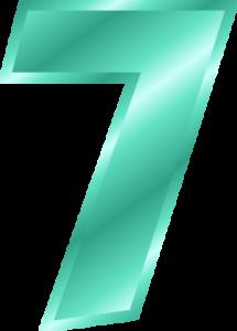 Broj ravnoteže 7