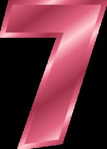Skriveni broj strasti 7