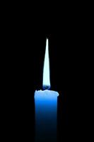 bluecandle