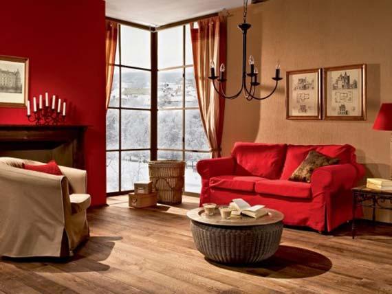 Feng shui dnevna soba