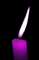 purple-candle