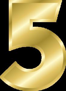 Broj karme 5