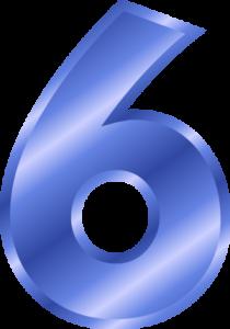 Broj osobnosti 6