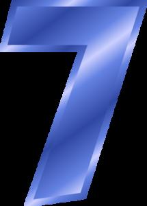 Broj osobnosti 7