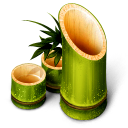 takezake_sake_in_a_bamboo_container